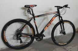 Bicicleta GTS M7, aro 29, Tam 21, 24v, freios a disco