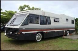 MotorHome Itapoã Ita 1.000 / Mercedes - 1989