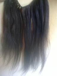 Tela de cabelo liso
