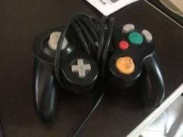 Controle de gamecube original usado