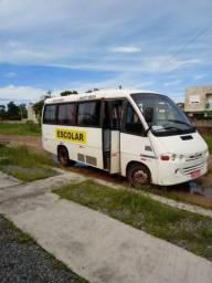 Micro ônibus - aceita tocas - 2001