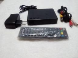 Kit conversor digital + antena.