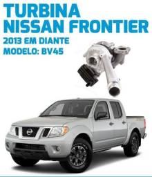 Turbina Nissan Frontier a partir de 2013 - Remanu em Promoção