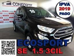 Ford ecosport 2018 1.5 tivct flex se manual - 2018