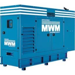 Gerador de Energia MWM