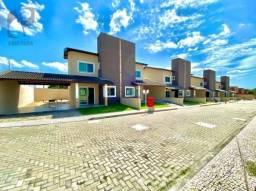 Casa com 3 dormitórios à venda, 108 m² por R$ 390.000,00 - Precabura - Eusébio/CE