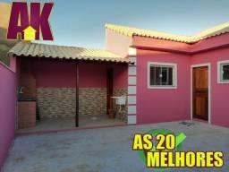 KS/19 Casa linda/ Condomínio/ Preço demais
