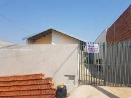 Casa para Locação em Presidente Prudente, SANTO EXPEDITO, 2 dormitórios, 1 banheiro, 2 vag