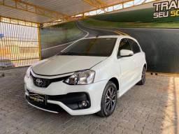 ETIOS 2016/2017 1.5 PLATINUM 16V FLEX 4P AUTOMÁTICO