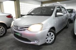 Toyota etios sedan 2014 1.5 x sedan 16v flex 4p manual