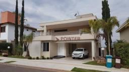 Sobrado à venda, 490 m² por R$ 2.400.000,00 - Alphaville Flamboyant Residencial Araguaia -