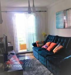 Apartamento à venda com 3 dormitórios em Vila nossa senhora das vitorias, Mauá cod:5317