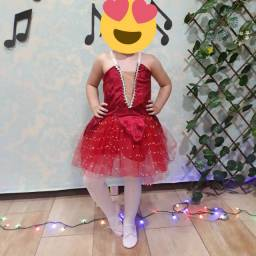 Roupa de Ballet e fantasia