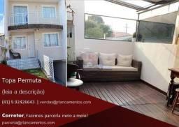Sobrado à venda no bairro Bacacheri - Curitiba/PR