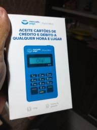 Máquininha de passar cartão point mini bluetooth