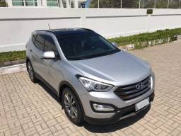 Hyundai Santa Fe 4x4 versão 7 lugares