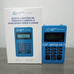 Maquina de Cartão Point Mini Bluetooth D150 Pronta Entrega