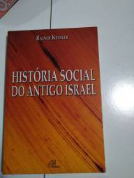 Livro: História social do antigo Israel
