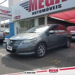 Honda City Sedan Ex 1.5 16v 4p Aut. Flex 2009/2010 - 2010
