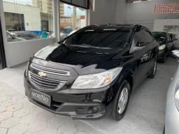 Chevrolet Prisma 1.0 2014 + My link - aceito carro ou moto na troca - 2014