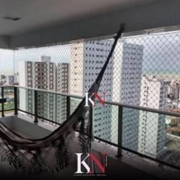 Apartamento alto padrão c/ 2 suítes, 1 lavado, 110 m² por R$ 690.000 - Jardim Oceania - Jo