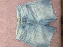 Bermudas jeans 38