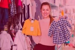 Contrata-se vendedora de roupas infantil !!!