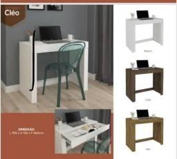 Mesa Computador Cleo com Gaveta - Promoção - R$199,00