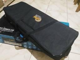 Teclado Profissional Yamaha PSR-E363 + Capa