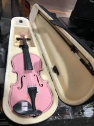 Violino 1/2 infantil Jahnke novo