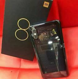 Xiaomi MI8 PRO Transparente EXCLUSIVIDADE