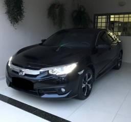 Honda Civil 2018 EXL 2.0 automático 14 mil km Impecável - 2018