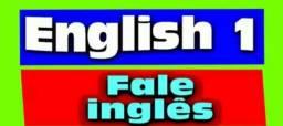 Promoção Especial. Curso de Inglês.