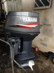 Motor popa Yamaha 60hp barco lancha (n Mercury Evinrude Johnson)