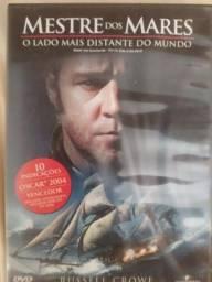 DVD Mestre dos Mares Original