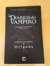 Livro: Origens - Diários De Stefan - Volume 1