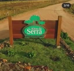Título do anúncio: Terreno condomínio Altos da Serra ( bom jardim da serra)