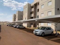Apartamento Semi Mobiliado Condominio Recanto dos Pássaros