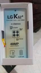 K62+ zero sem detalhes 128 giga novinho bateria dura muito