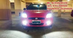 Lâmpadas LED automotiva H3 H4 H7 H11 HB4 H27 H16 comprar usado  Cuiabá