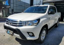 Toyota Hilux 2.7 SR 4x2 CD 16v Flex Manual 2018