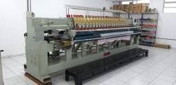 02 x Máquinas de Matelassê (Bordado Contínuo)
