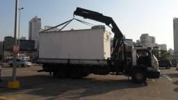 Locação aluguel caminhão munck muck