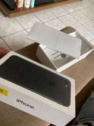 Caixa iPhone 7 completa