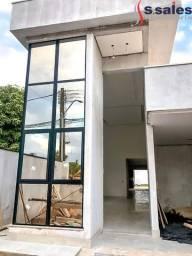 Luxo! Casa de alto padrão em Vicente Pires com 3 suítes e lazer completo