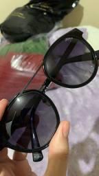 Vendo óculos preto