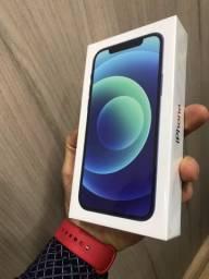iPhone 12 lacrado garantia loja física