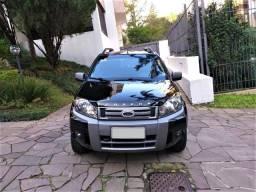 Ford EcoSport 4wd, 4x4, Top, 2012, Couro, 64.000km, Impecável, Financio