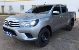 HILUX CD 2.8 4x4 DIESEL TURBO MT 2018/2018 ( ACEITO TROCA)