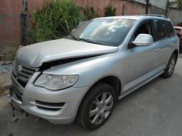 [PEÇAS] Volkswagen Touareg V6 3.6 24v 4x4 280cv Tiptronic Aut. - Ano: 2008